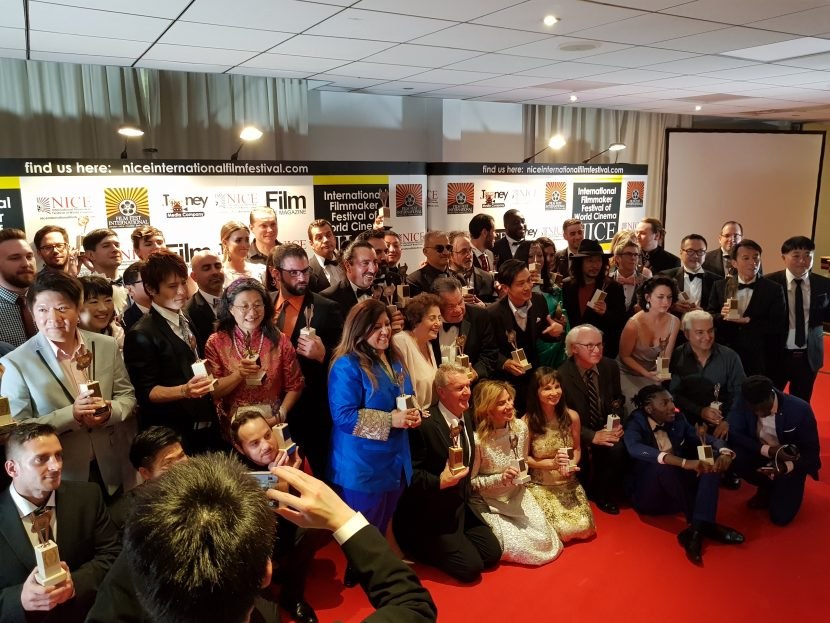 Nice IFF 2018 Winners